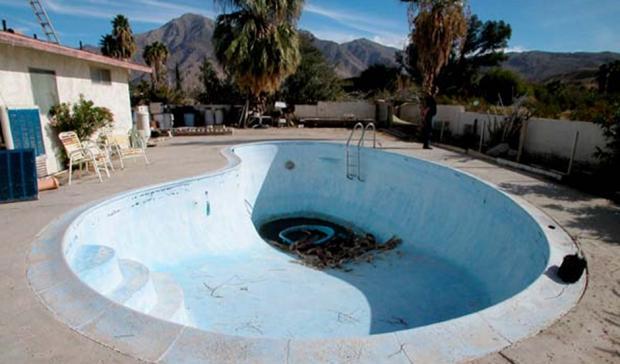Pulizia igienizzazione piscine